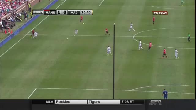 Watch and share Ashley Young Goal Vs. Real Madrid (reddit) GIFs by dekabreak on Gfycat