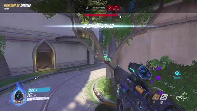 Watch and share Highlight GIFs and Overwatch GIFs by Dangle | Ana OW on Gfycat