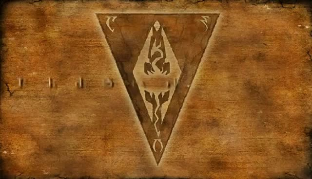 Morrowind (PC) - Main Menu GIFs