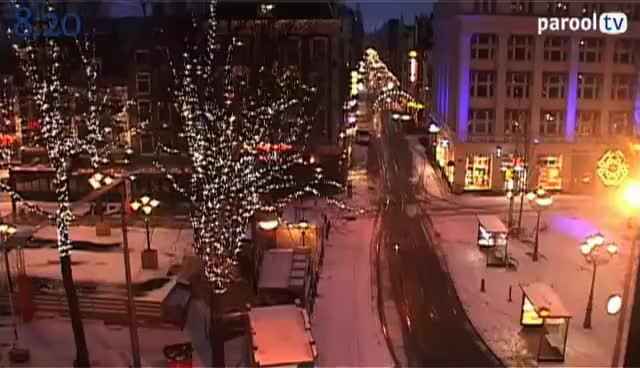 Watch and share Timelapse Amsterdam: Het Leidseplein GIFs on Gfycat