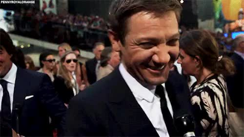 Watch and share Jeremy Renner GIFs and Tom Cruise GIFs on Gfycat
