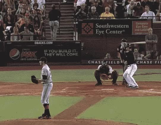 Watch and share Barry Zito (average Fastball Velocity: 84.1 Mph In 2011) GIFs on Gfycat