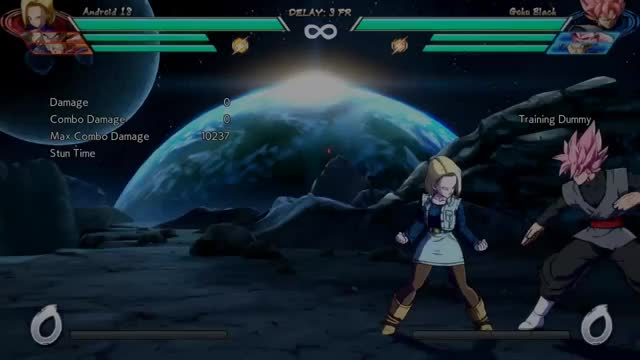 Watch and share DBFZ-18 Optimized BnB GIFs on Gfycat