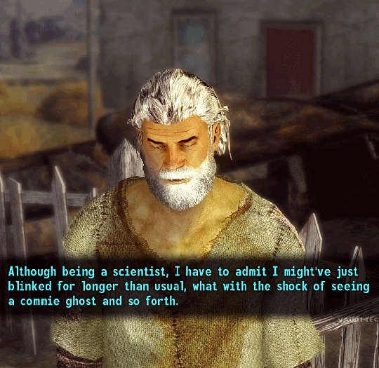 Fallout, Fallout nv, fnv, gifs, no bark, speech,  GIFs