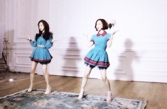 (x)pop, *gifs, i didn't understand what was going on in the mv but i enjoyed the shining reference, nayoung, they are soooo cute and the song is good!!, wings, yeseul, (radiohead plays softly) GIFs