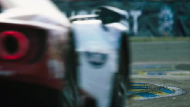 Watch Ford GT at Sarthe GIF on Gfycat. Discover more HighQualityGifs, racing GIFs on Gfycat