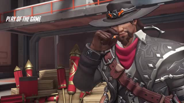 Watch multikill GIF on Gfycat. Discover more mccree, overwatch, potg GIFs on Gfycat