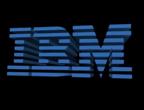 Watch and share Logo GIFs and Ibm GIFs on Gfycat