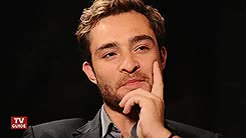 Watch and share Ed Westwick GIFs and Gossip Girl GIFs on Gfycat