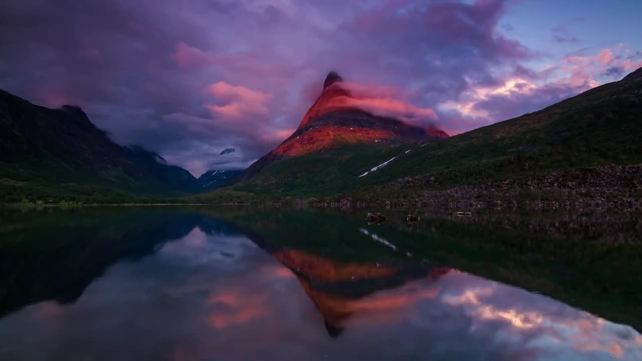 earthgifs, time-lapse, timelapse, NORWAY - A Time-Lapse Adventure 4K GIFs