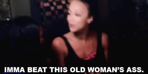 Watch and share Old Bitch GIFs on Gfycat