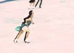 Watch and share Figure Skating GIFs and Tessa Virtue GIFs on Gfycat