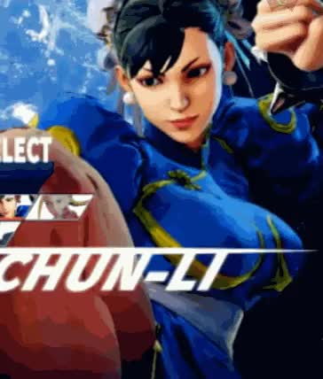 Watch and share The Absurdity That Is Chun Li's Boobs In SFV : StreetFighter GIFs on Gfycat