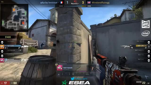 Watch and share ESL_GieTe Playing Counter-Strike: Global Offensive - Twitch Clips GIFs on Gfycat