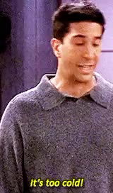 Watch this brr GIF on Gfycat. Discover more 1k to 2k, brr, brrr, cold, david schwimmer, f.r.i.e.n.d.s, friends, friendsedit, hey queue, it's too cold, mine, phoebe and ross, phoebe buffay, ross geller, season 7 GIFs on Gfycat