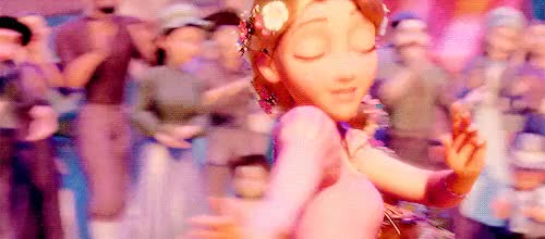 Watch and share Rapunzel GIFs and Newgifs GIFs on Gfycat