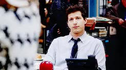 Watch and share Brooklyn Nine Nine GIFs and Andy Samberg GIFs on Gfycat