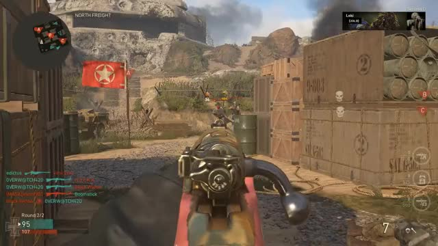 Watch and share Call Of Duty WWII 2019.08.05 - 17.08.24.02.DVR Trim GIFs on Gfycat