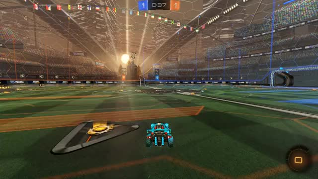 Watch How's This For A Save? GIF by theVoscillate (@thevoscillate) on Gfycat. Discover more RocketLeague GIFs on Gfycat