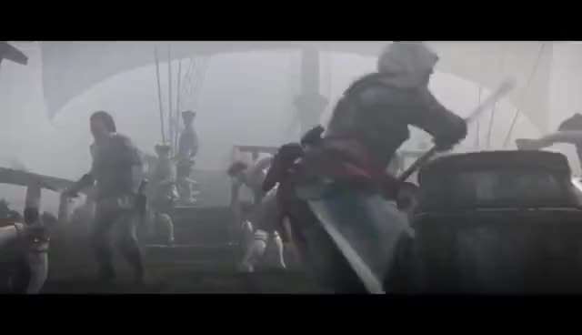 Watch and share Assassin's Creed GIFs and Black Flag GIFs on Gfycat