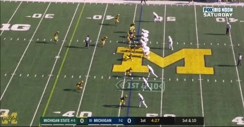 Watch and share Cam Mcgrone GIFs by MGoBlog on Gfycat