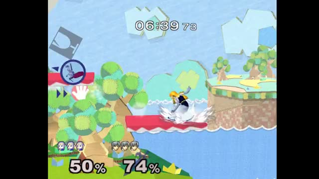 Watch and share Smashgifs GIFs and Melee GIFs by rienne on Gfycat