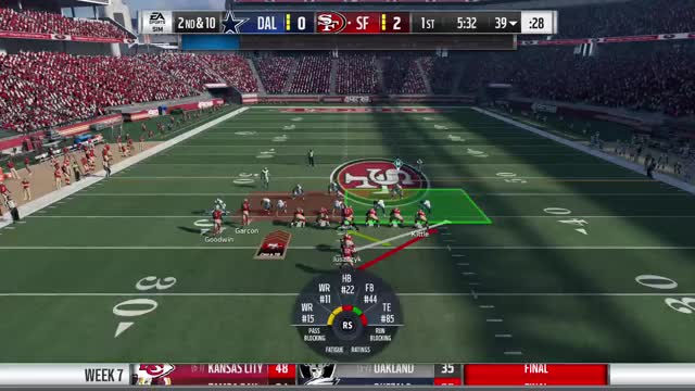 Watch Breida wk 6 GIF by Gamer DVR (@xboxdvr) on Gfycat. Discover more MaddenNFL18, br0wnski, xbox, xbox dvr, xbox one GIFs on Gfycat