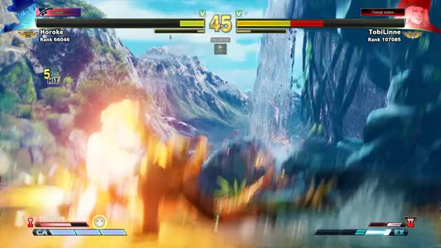 Watch and share Street Fighter V 2019.12.11 - 19.12.03.02 Trim GIFs by tobilinne on Gfycat