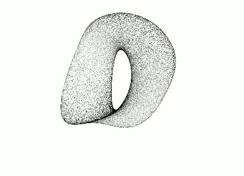 Watch and share [A]nimated Torus Sculpture By Rodrigo Siqueira GIFs on Gfycat