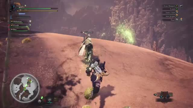 Watch mhw GIF by Xbox DVR (@xboxdvr) on Gfycat. Discover more MONSTERHUNTERWORLD, Nr 1 not Daddy, xbox, xbox dvr, xbox one GIFs on Gfycat