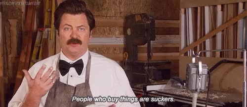 Watch and share Nick Offerman GIFs on Gfycat