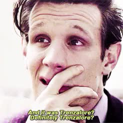 Watch and share I Miss You So Much GIFs and Matt Smith GIFs on Gfycat