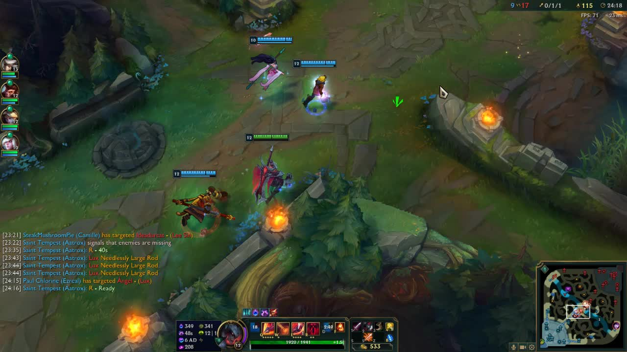 Aatrox, Assist, Gaming, LeagueOfLegends, Overwolf, Win, Check out my video! LeagueOfLegends | Captured by Overwolf GIFs