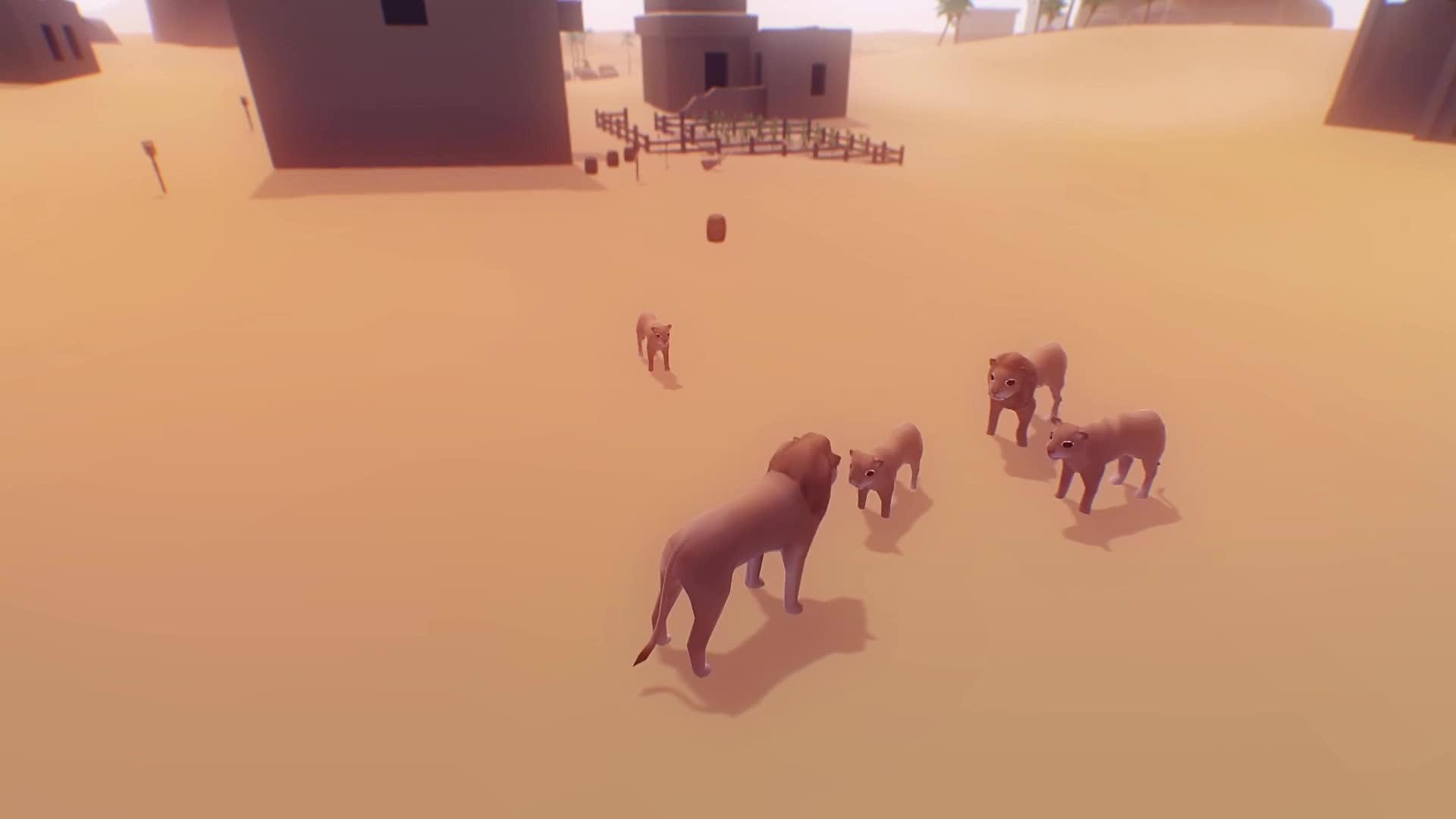 alan watts, david oreilly, gaming, EVERYTHING - Gameplay Trailer | PS4 GIFs