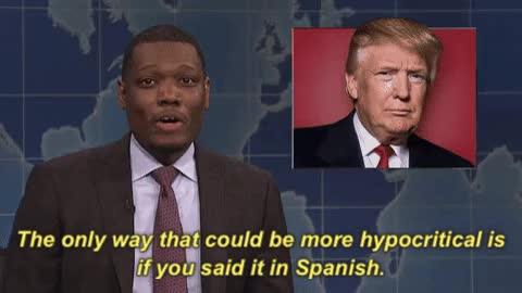 Watch and share Donald Trump GIFs and Michael Che GIFs on Gfycat