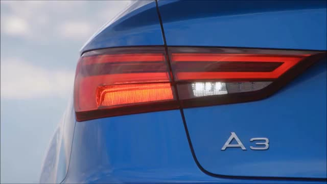 Watch and share 2017 Audi A3 Sedan - LED Lights GIFs on Gfycat