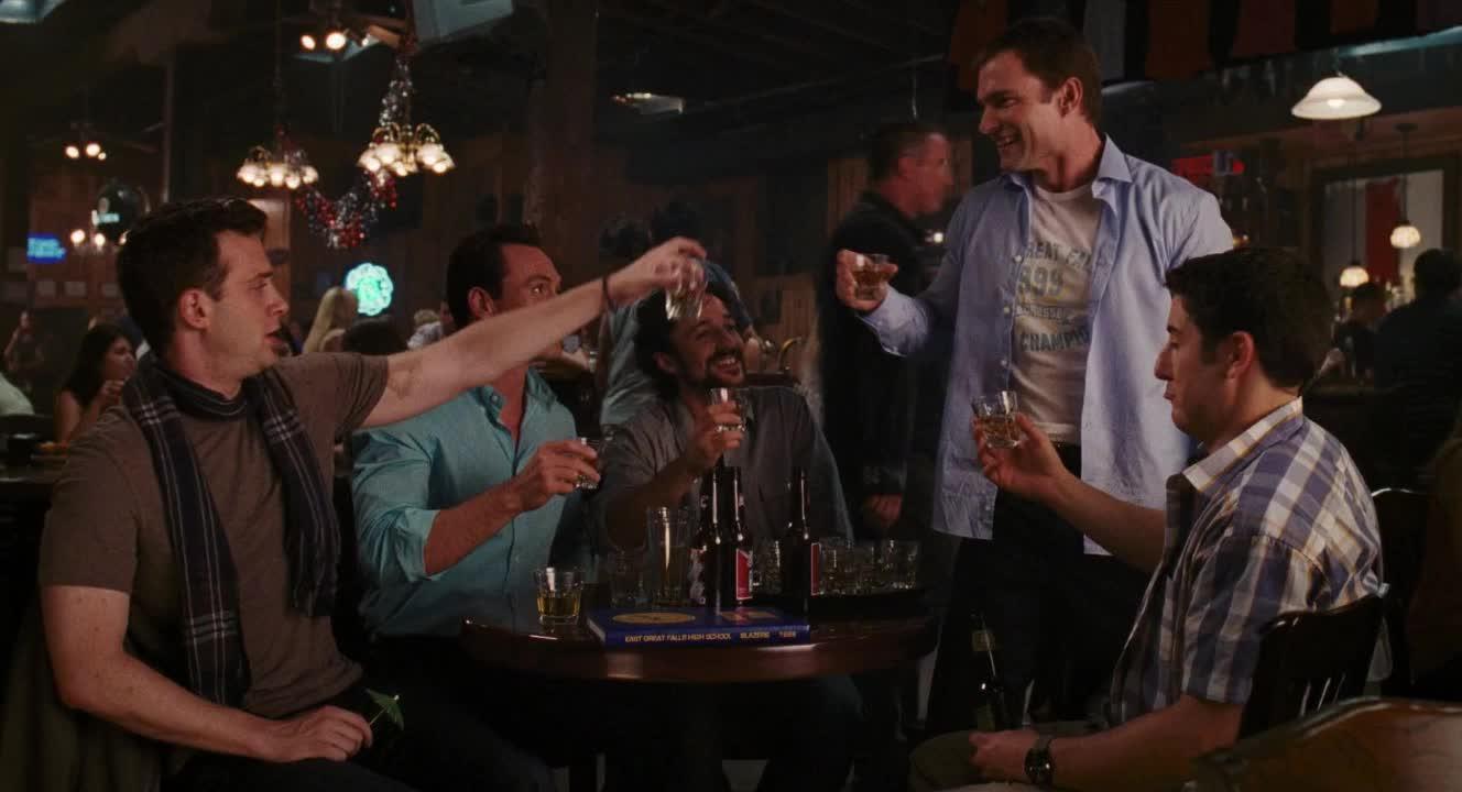 american pie, american reunion, cheers, shots, American Reunion - Toast, cheers GIFs