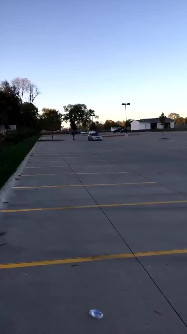 Watch and share Skateboard Skitching GIFs by longshanks on Gfycat