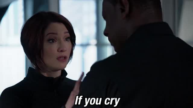 Watch and share Supergirl 3x01 - 01 - Alex, Don't Cry GIFs by Crankrune on Gfycat