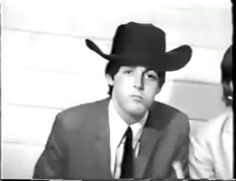 Watch this trending GIF on Gfycat. Discover more George Harrison, John Lennon, Paul McCartney, Ringo Starr, The Beatles GIFs on Gfycat