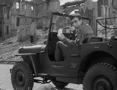 Watch Montgomery Clift - Intro - The Search (1948) GIF on Gfycat. Discover more related GIFs on Gfycat