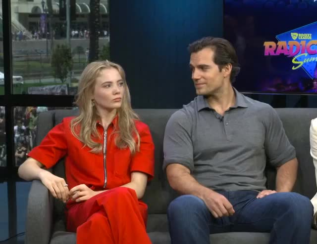 Watch and share Henry Cavill GIFs and Celebs GIFs on Gfycat