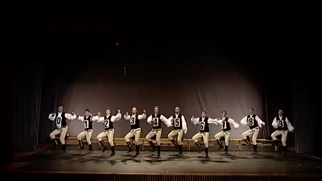 Watch Quick-sort with Hungarian (Küküllőmenti legényes) folk dance GIF on Gfycat. Discover more quick-sort, sort, sorting GIFs on Gfycat