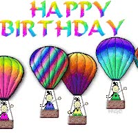 Watch and share Happy Birthday To YOU! animated stickers on Gfycat
