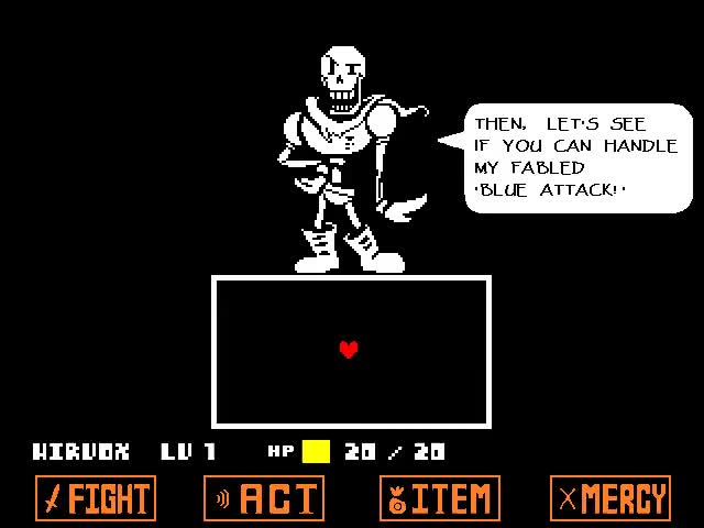 Watch and share Undertale GIFs and Papyrus GIFs by hirvox on Gfycat