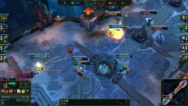 Watch and share Kennen Ult Zoning GIFs on Gfycat