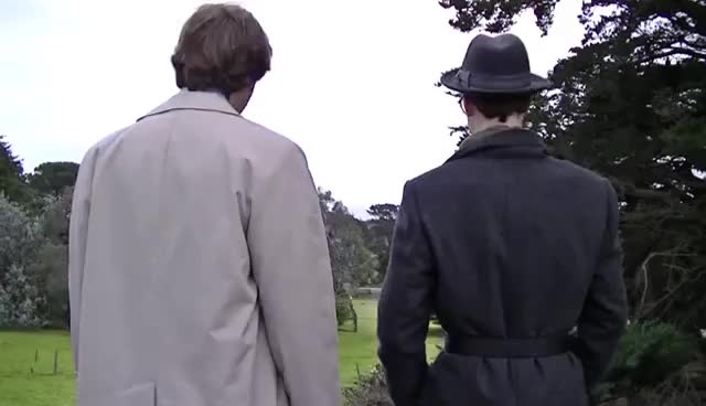 Watch but the real clue behind all crimes is footprints GIF on Gfycat. Discover more schweigers loss GIFs on Gfycat