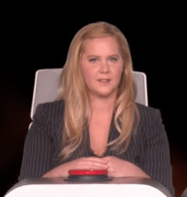 amy schumer, awkward, ellen show, oops, uhhh, uncomfortable, yikes, Amy Schumer Answers Ellen's Burning Questions GIFs