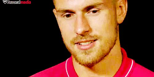 Watch and share Aaron Ramsey GIFs on Gfycat