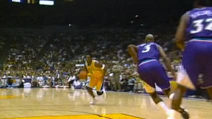 Watch and share Los Angeles Lakers GIFs and Kobe Bryant GIFs by Off-Hand on Gfycat